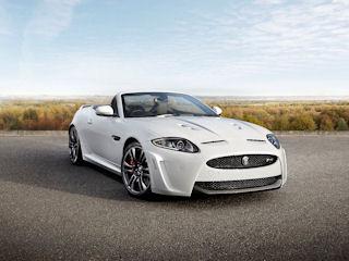 Jaguar XKR-S debiutuje w wersji Cabrio
