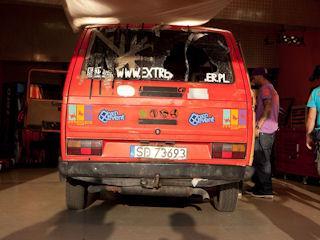 Niemiecka klasyka, czyli Volkswagen Transporter według MTV