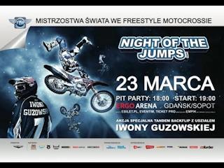 Święto skoków motocyklowych w Gdańsku