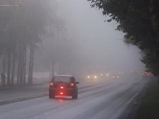 Bezpieczeństwo na drogach w okresie Wszystkich Świętych.