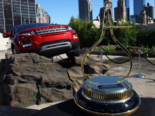 Kolejne nagrody dla Range Rovera Evoque