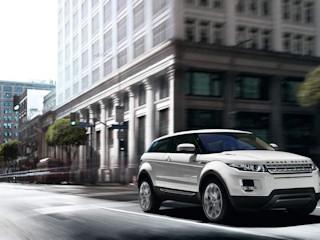 Nagroda Auto Lider 2011 dla Range Rovera Evoque