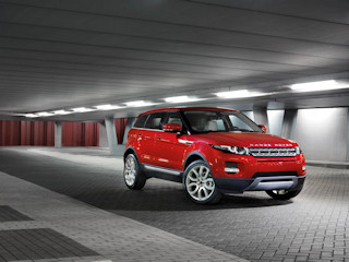 Range Rover Evoque nominowany do prestiżowej nagrody Car of the Year 2012