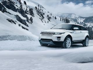 Range Rover Evoque zdobył tytuł Truck of the Year 2012