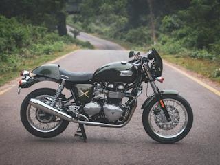 Zakup używanego motocykla - na co uważać?