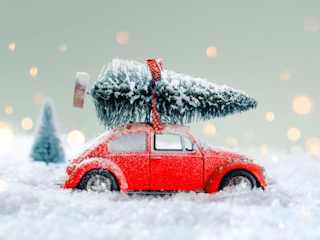 5 zasad świątecznego kierowcy