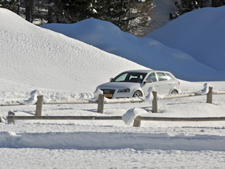Jazda zimą przeraża młodych kierowców