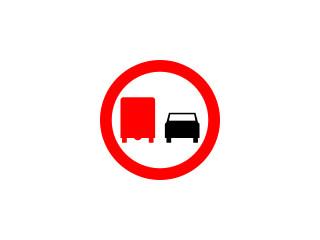 B-26: zakaz wyprzedzania przez samochody ciężarowe