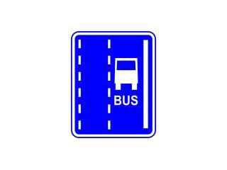 D-12: pas ruchu dla autobusów