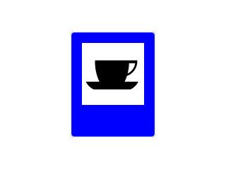 D-27: bufet lub kawiarnia