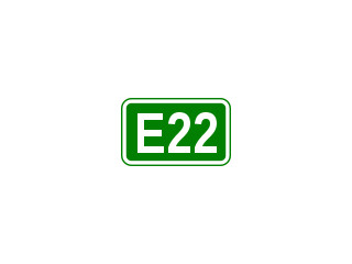 E-16: numer szlaku międzynarodowego